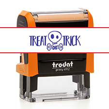 TRODAT 4912 TREAT TRICK