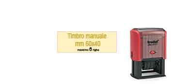 GOMMA 60X40 PER TRODAT 4727