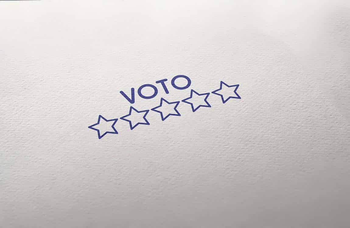 TRODAT 4912 VOTO